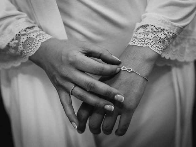 La boda de Arkaitz y Lorena en Yanci/igantzi, Navarra 23