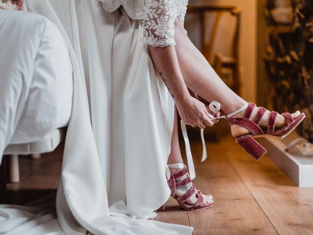 La boda de Arkaitz y Lorena en Yanci/igantzi, Navarra 30