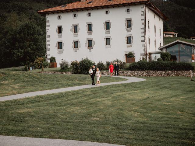 La boda de Arkaitz y Lorena en Yanci/igantzi, Navarra 36