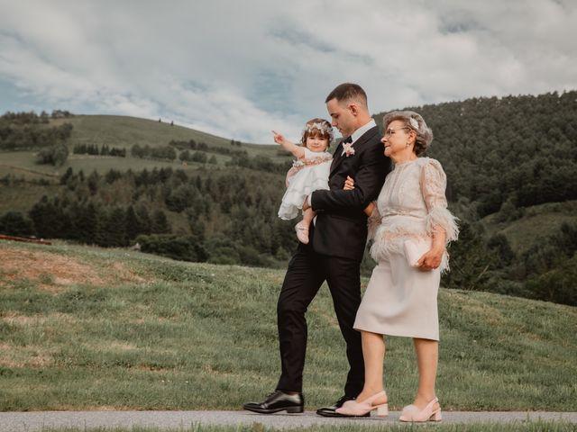 La boda de Arkaitz y Lorena en Yanci/igantzi, Navarra 37