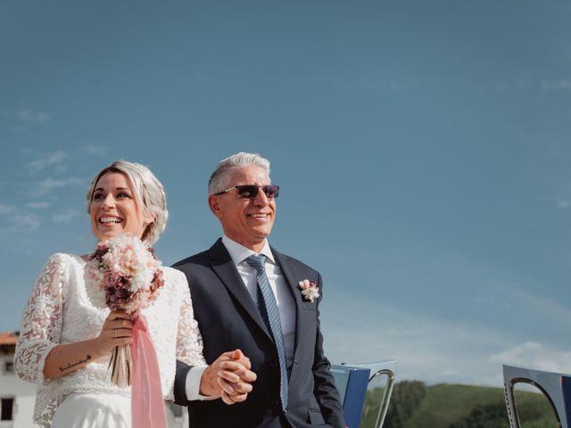 La boda de Arkaitz y Lorena en Yanci/igantzi, Navarra 42