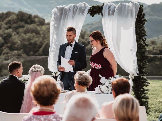 La boda de Arkaitz y Lorena en Yanci/igantzi, Navarra 44