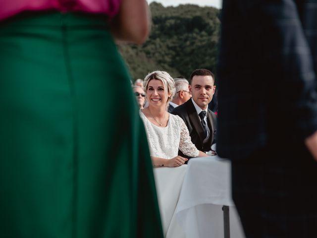 La boda de Arkaitz y Lorena en Yanci/igantzi, Navarra 46