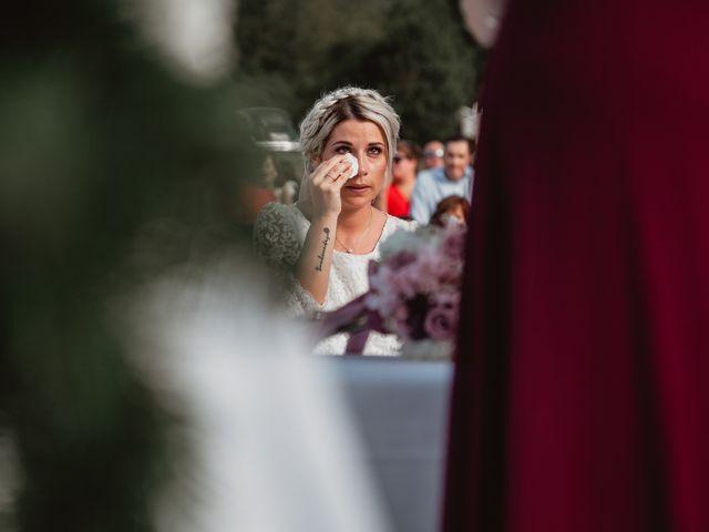 La boda de Arkaitz y Lorena en Yanci/igantzi, Navarra 48