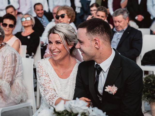La boda de Arkaitz y Lorena en Yanci/igantzi, Navarra 49