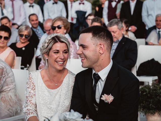 La boda de Arkaitz y Lorena en Yanci/igantzi, Navarra 50