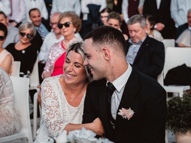 La boda de Arkaitz y Lorena en Yanci/igantzi, Navarra 51