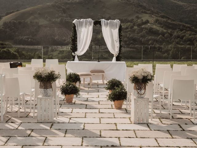 La boda de Arkaitz y Lorena en Yanci/igantzi, Navarra 60