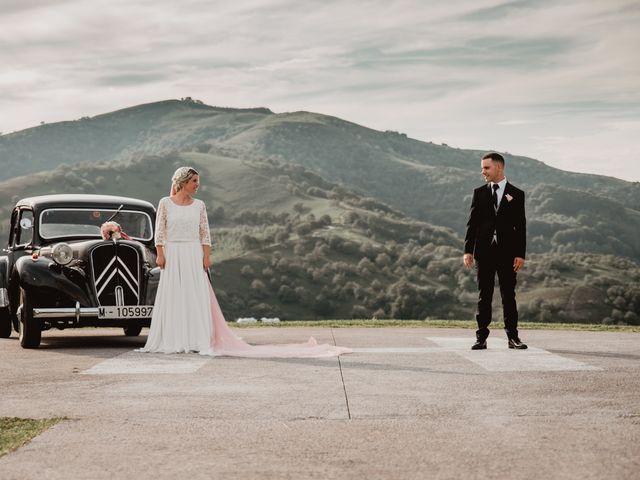 La boda de Arkaitz y Lorena en Yanci/igantzi, Navarra 62