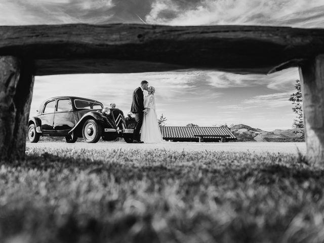 La boda de Arkaitz y Lorena en Yanci/igantzi, Navarra 64