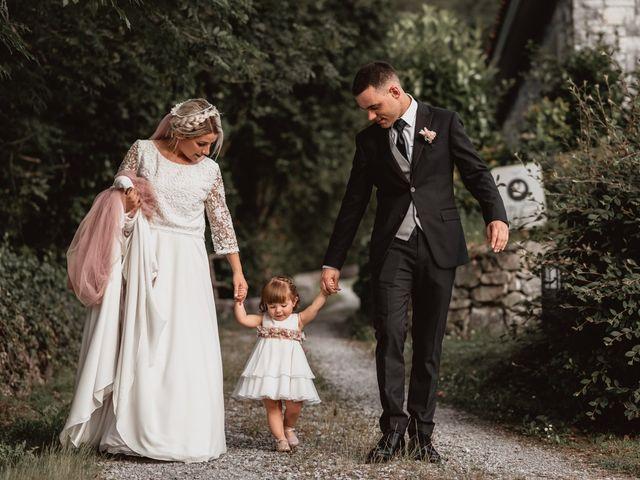 La boda de Arkaitz y Lorena en Yanci/igantzi, Navarra 66