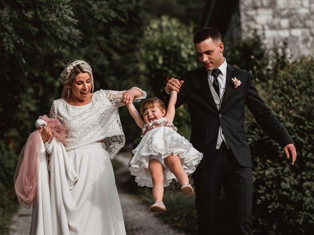 La boda de Arkaitz y Lorena en Yanci/igantzi, Navarra 67