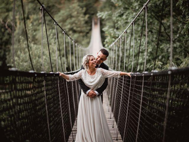 La boda de Arkaitz y Lorena en Yanci/igantzi, Navarra 69