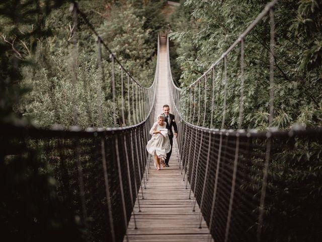 La boda de Arkaitz y Lorena en Yanci/igantzi, Navarra 71