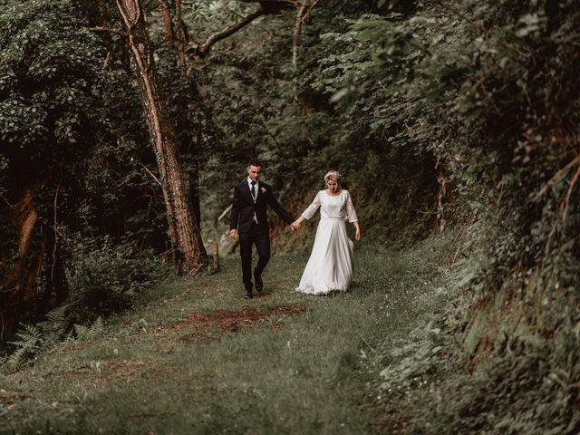 La boda de Arkaitz y Lorena en Yanci/igantzi, Navarra 74