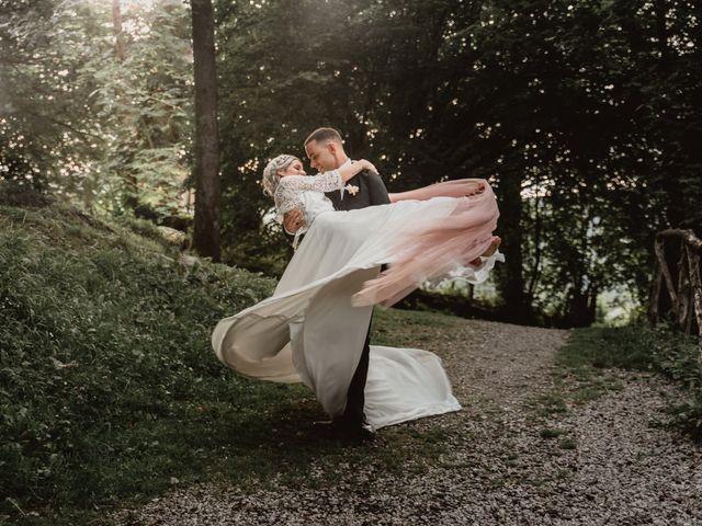 La boda de Arkaitz y Lorena en Yanci/igantzi, Navarra 2