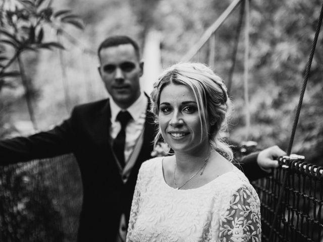La boda de Arkaitz y Lorena en Yanci/igantzi, Navarra 75
