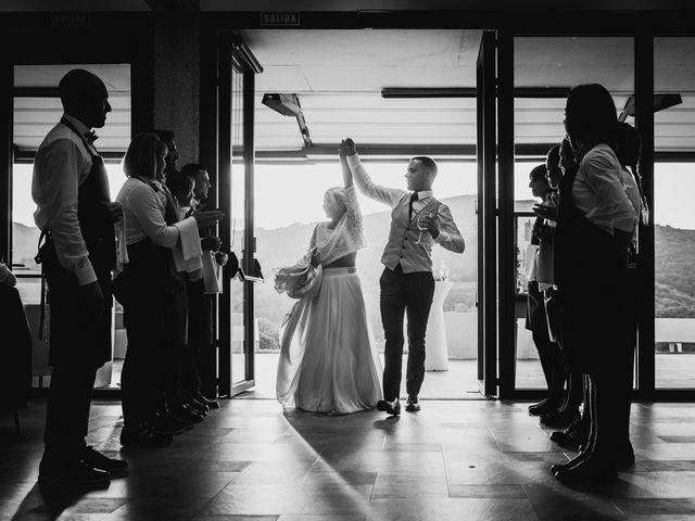 La boda de Arkaitz y Lorena en Yanci/igantzi, Navarra 80
