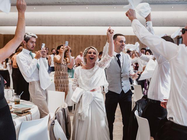 La boda de Arkaitz y Lorena en Yanci/igantzi, Navarra 81