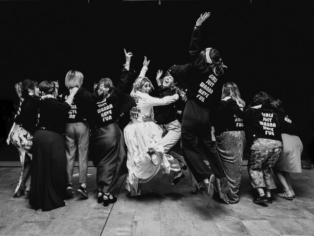 La boda de Arkaitz y Lorena en Yanci/igantzi, Navarra 93