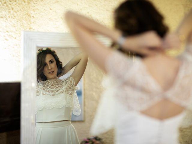 La boda de Joan y Laura en Castellvi De Rosanes, Barcelona 1