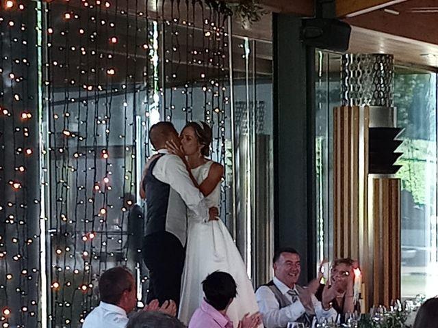 La boda de Aina y Ramón