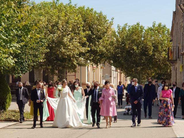 La boda de Ramón y Aina en El Poal, Lleida 8
