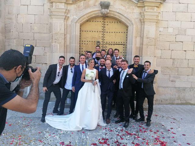 La boda de Ramón y Aina en El Poal, Lleida 11