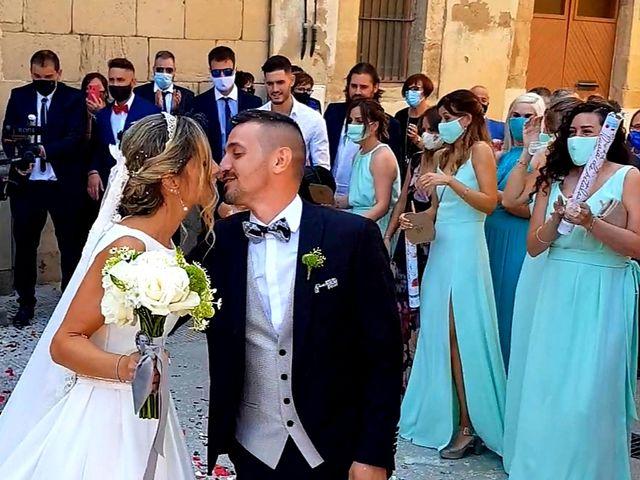 La boda de Ramón y Aina en El Poal, Lleida 15