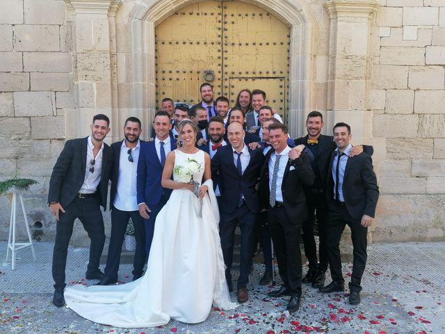 La boda de Ramón y Aina en El Poal, Lleida 18