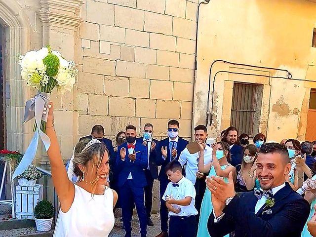 La boda de Ramón y Aina en El Poal, Lleida 21