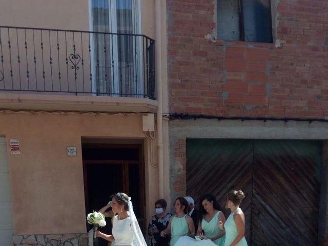 La boda de Ramón y Aina en El Poal, Lleida 22