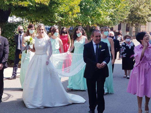 La boda de Ramón y Aina en El Poal, Lleida 1