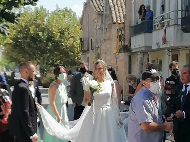 La boda de Ramón y Aina en El Poal, Lleida 24