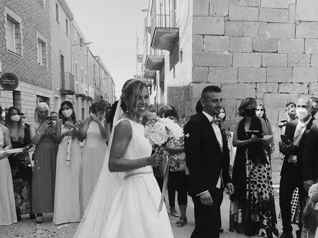 La boda de Ramón y Aina en El Poal, Lleida 50