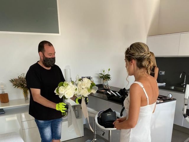 La boda de Ramón y Aina en El Poal, Lleida 53