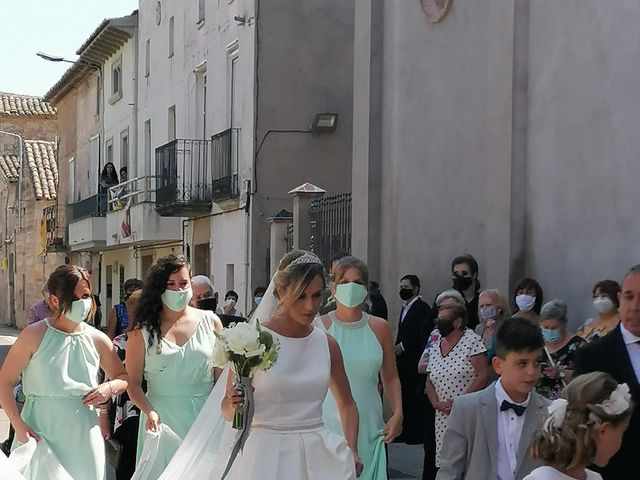 La boda de Ramón y Aina en El Poal, Lleida 73