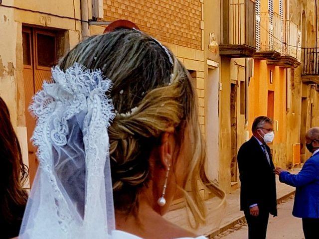 La boda de Ramón y Aina en El Poal, Lleida 81