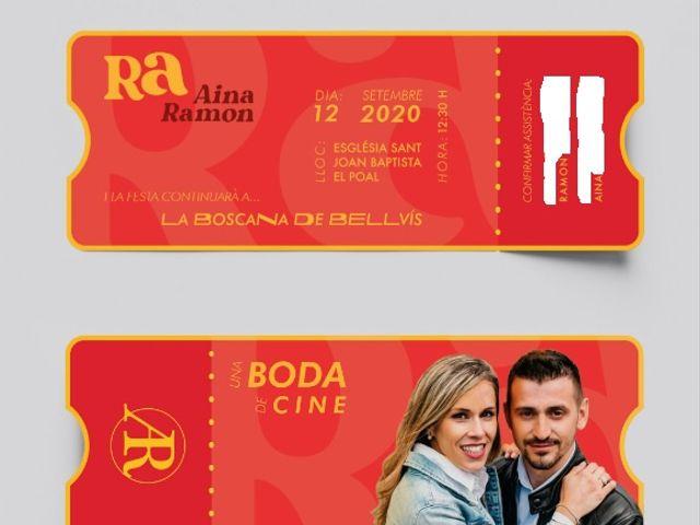 La boda de Ramón y Aina en El Poal, Lleida 102