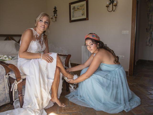 La boda de José Antonio y María Isabel en Puerto Serrano, Cádiz 7