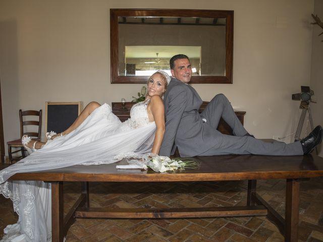 La boda de María Isabel y José Antonio