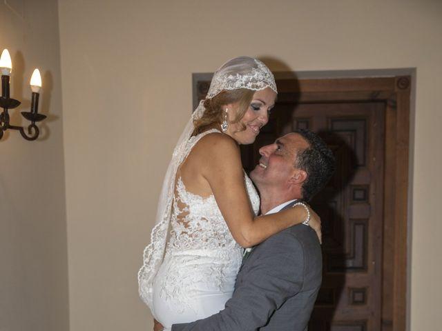 La boda de José Antonio y María Isabel en Puerto Serrano, Cádiz 20