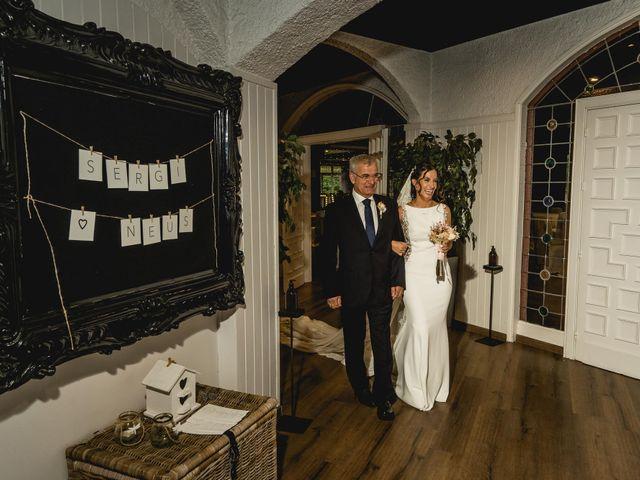 La boda de Sergi y Neus en Castellar Del Valles, Barcelona 16
