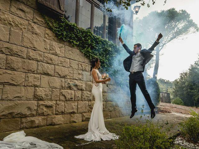 La boda de Sergi y Neus en Castellar Del Valles, Barcelona 34