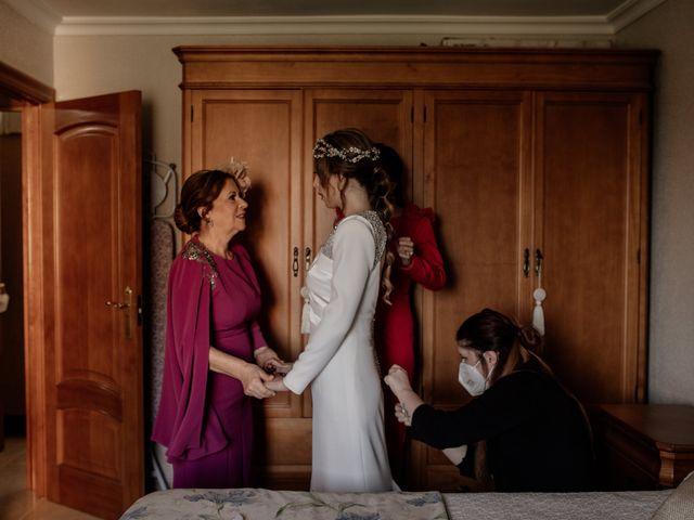 La boda de Kiko y Patricia en Los Barrios, Cádiz 21
