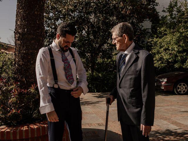 La boda de Kiko y Patricia en Los Barrios, Cádiz 42