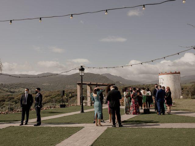 La boda de Kiko y Patricia en Los Barrios, Cádiz 45
