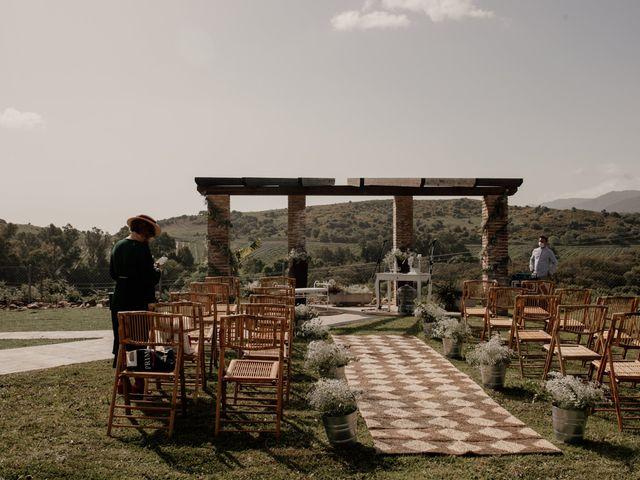 La boda de Kiko y Patricia en Los Barrios, Cádiz 44