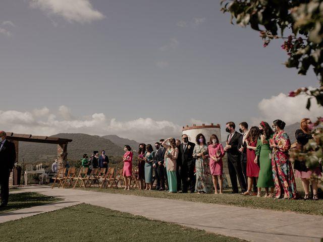La boda de Kiko y Patricia en Los Barrios, Cádiz 52