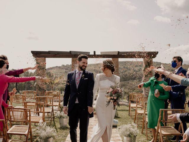 La boda de Kiko y Patricia en Los Barrios, Cádiz 1